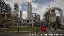Brasilien Braskem Idesa Raffinerie