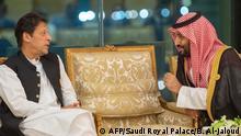 Saudi-Arabien Mekka Gipfel islamischer Staaten