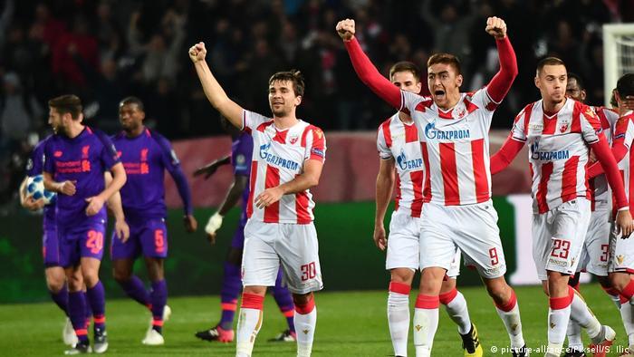 Fußball UEFA Champions League - Crvena zvezda v Liverpool (picture-alliance/Pixsell/S. Ilic)