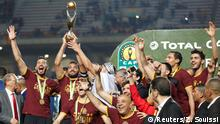 Fußball Esperance v Wydad Casablanca: CAF Africa Champions league