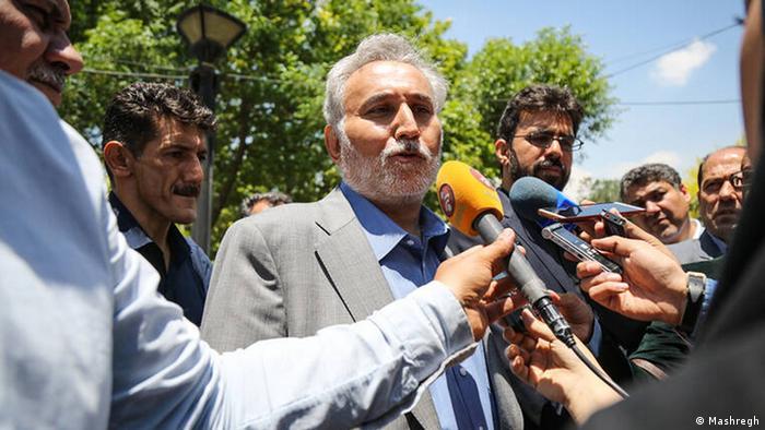 محمدرضا خاتمی، نایب رئیس مجلس ششم و دبیرکل سابق جبهه مشارکت