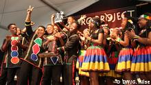 Deutschland Africa Festival in Würzburg Ndlovu Youth Choir