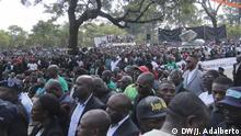 Angola Lopitanga - Beerdigung von Jonas Savimbi