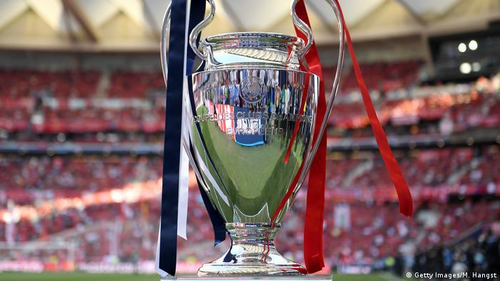 UEFA Champions League Finale - Tottenham Hotspur v FC Liverpool - Pokal (Getty Images/M. Hangst)