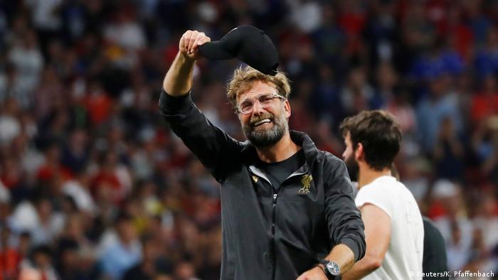 UEFA Champions League Finale | Tottenham Hotspur v FC Liverpool (Reuters/K. Pfaffenbach)