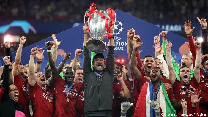 UEFA Champions League Finale | Tottenham Hotspur v FC Liverpool (picture-alliance/dpa/J. Woitas)
