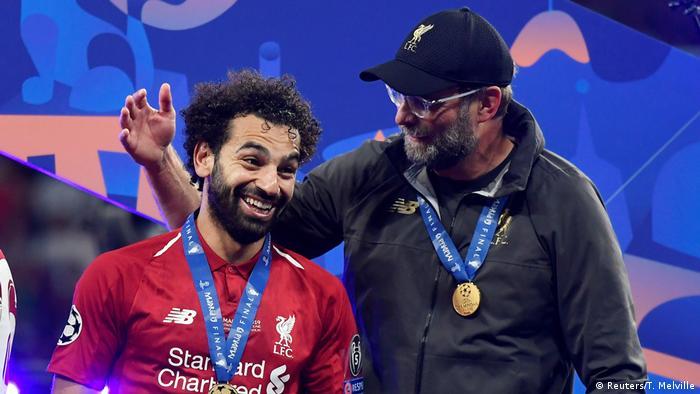 UEFA Champions League Finale   Tottenham Hotspur v FC Liverpool Mo Salah (Reuters/T. Melville)