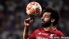 UEFA Champions League Finale | Tottenham Hotspur v FC Liverpool Mo Salah
