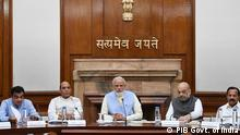 02.06.2019 amit shah at modi's first cabinet meeting