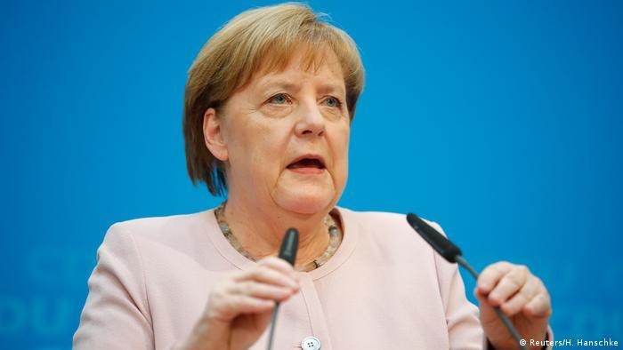 Deutschland CDU-Parteizentrale in Berlin | (Reuters/H. Hanschke)