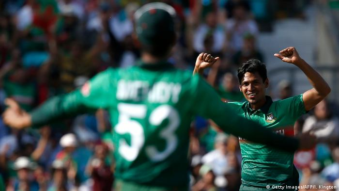 London Oval Cricket WM Südafrika - Bangladesch