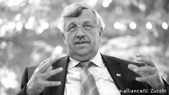 Walter Lübcke (picture-alliance/U. Zucchi)