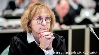 Η γενική εισαγγελέας Ντανιέλα Σίρεκ-Μπόλμαν