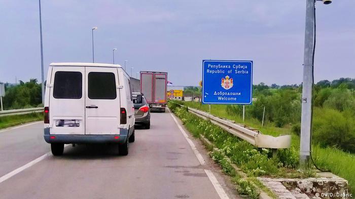 Bogojevo Serbien