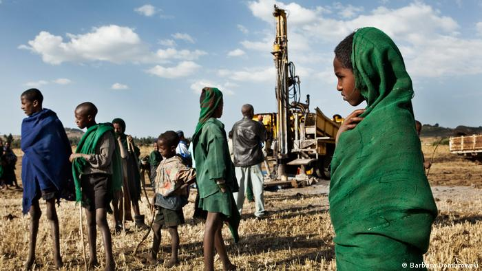 Восточноафриканские дети
