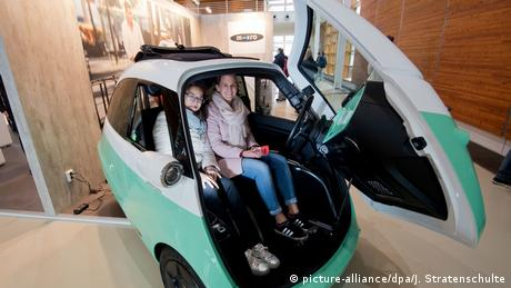 Στην ηλεκτροκίνηση το μέλλον της αυτοκινητοβιομηχανίας