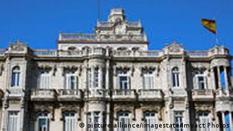 Spanische Botschaft in Havan