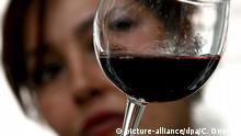 gepanschter Wein Glykolskandal Symbolbild