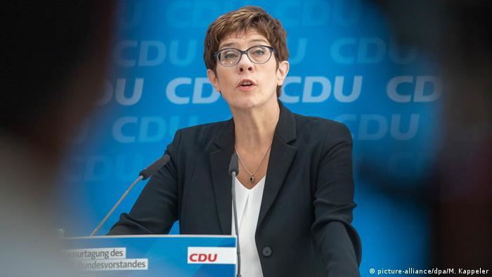 Klausurtagung CDU-Bundesvorstand (picture-alliance/dpa/M. Kappeler)