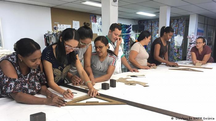 Programa da prefeitura de Goiânia capacita mulheres em situação de risco e vulnerabilidade