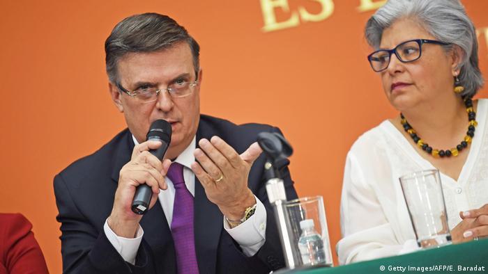USA Mexiko Handelspolitik PK in Washington
