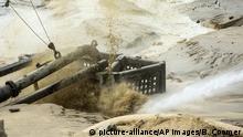 USA Sand- und Kiesabbau in Kosse