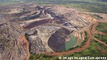 Jan. 21, 2009 - NCHANGA MINE OPEN PIT - Copper & Cobalt Mining; Zambia PUBLICATIONxINxGERxSUIxAUTxONLY - ZUMAbl7_ Jan 21 2009 Nchanga Mine Open Pit Copper & Cobalt Mining Zambia PUBLICATIONxINxGERxSUIxAUTxONLY ZUMAbl7_