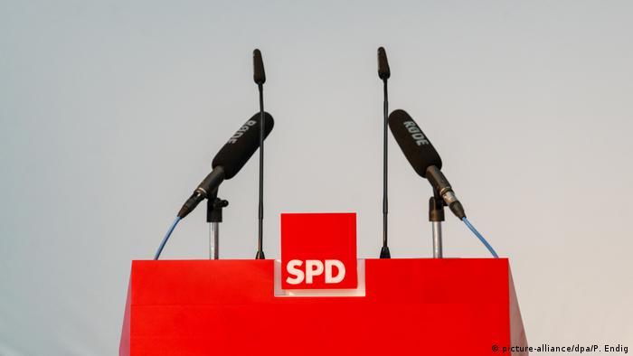 Symbolbild SPD Führungsvakuum