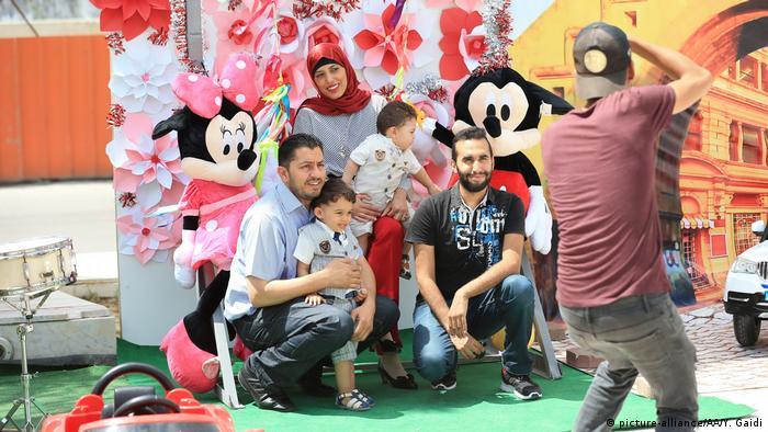 Eid al-Fitr in Tunesien 2018 (picture-alliance/AA/Y. Gaidi)
