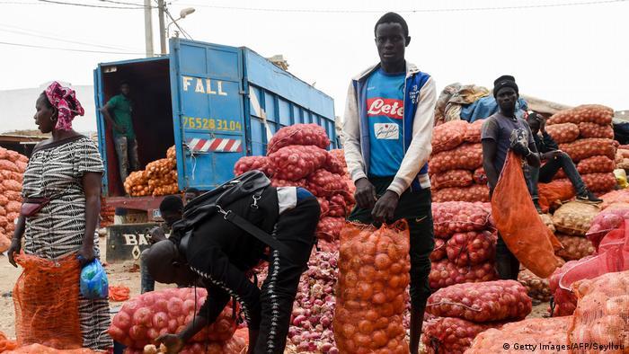 Eid al-Fitr im Senegal (Getty Images/AFP/Seyllou)