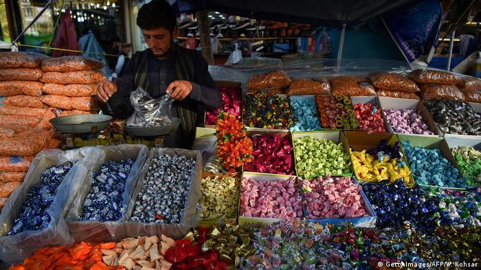 Eid al-Fitr in Afghanistan (Getty Images/AFP/W. Kohsar)