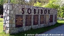 Sobibor Mahnmal