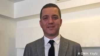 Ankara Barosu Başkanı avukat Erinç Sağkan