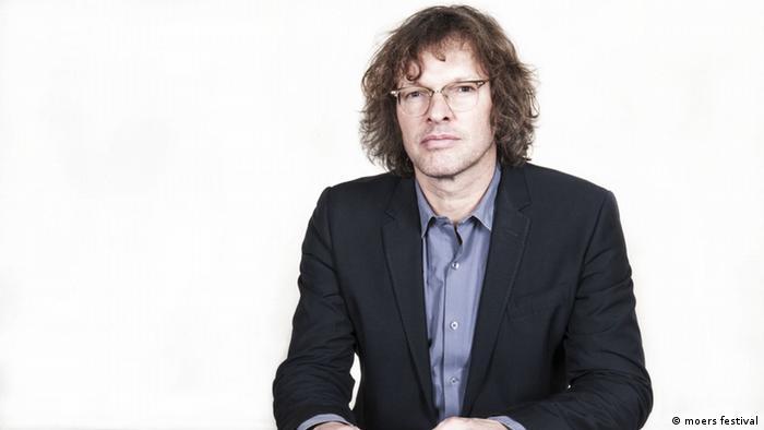Tim Isfort, Leiter des Moers Festivals