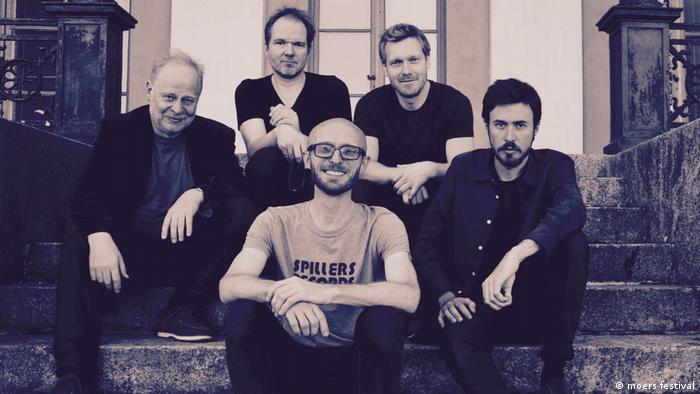 Das M0VE Quintet (moers festival)