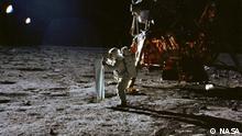 50 Jahre Mondlandung | Apollo 11: Ein bisschen Sonne fangen