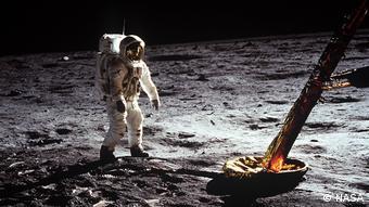 Ιούλιος 1969: ο Όλντριν στο φεγγάρι