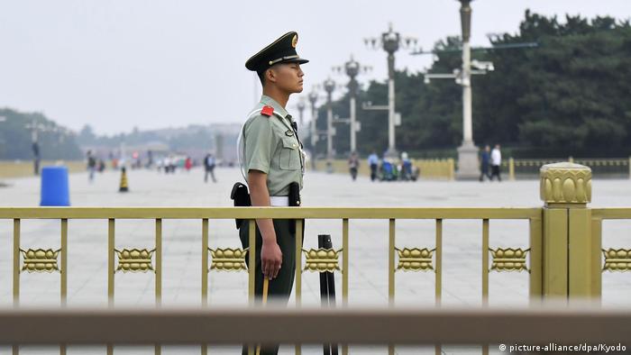 China reforça segurança nos 30 anos do massacre na Praça da Paz Celestial