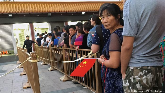 China Platz des Himmlischen Friedens in Peking