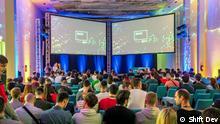 IT-Konferenz Shift Dev in Split, Kroatien, 30. - 31. 5. 2019 Autor: Shift Dev