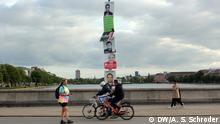 Dänemark Kopenhagen Wahlplakate