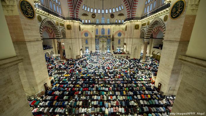 BG Ramadan 2019 Istanbul (Getty Images/AFP/Y. Akgul)