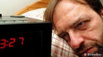 Schlaflos um 3 Uhr 27