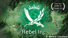 Screenshot Spiel Rebel Inc.