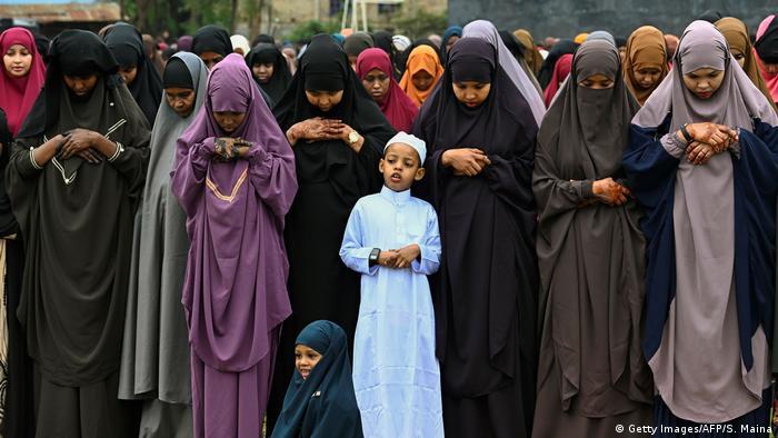 BG Ramadan 2019 Nairobi (Getty Images/AFP/S. Maina)