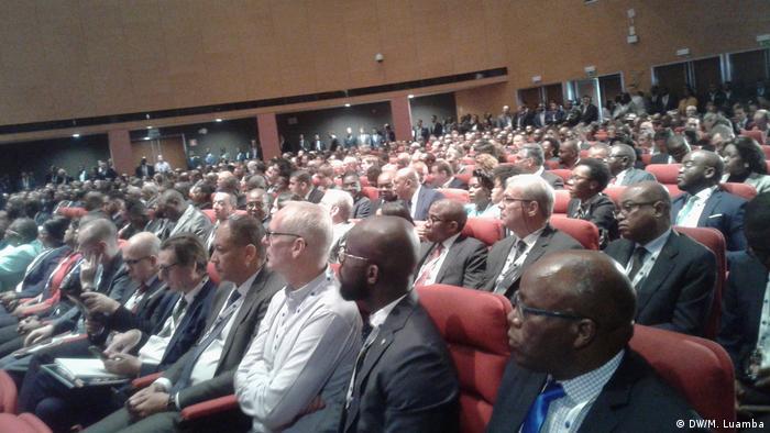Angola Oil & Gas 2019-Konferenz bei Luanda