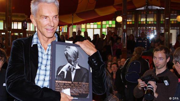 Buchmesse Frankfurt - Wolfgang Joop