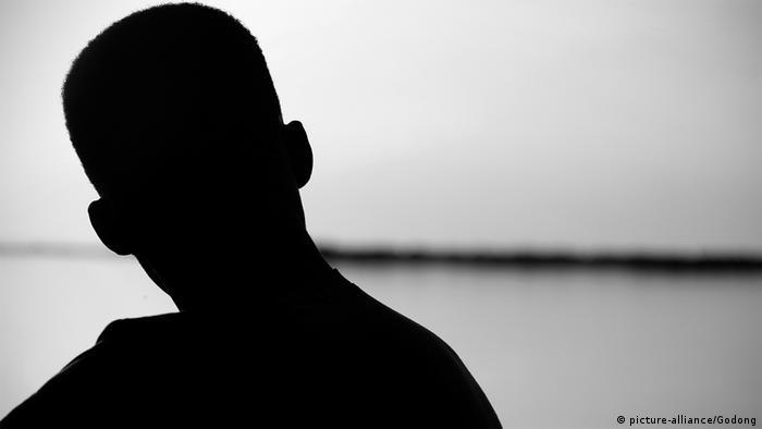Symbolbild Einsamkeit Depression Selbstmord