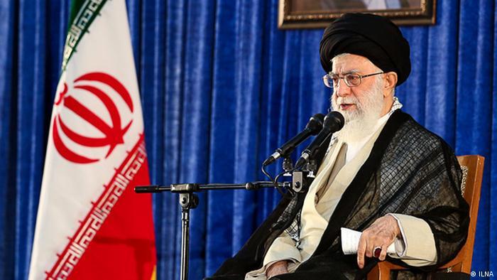 Radicais iranianos, especialmente o aiatolá Khamenei (foto), acreditam que Trump não começará uma guerra, diz analista