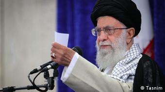 El ayatolá Alí Jamenei.